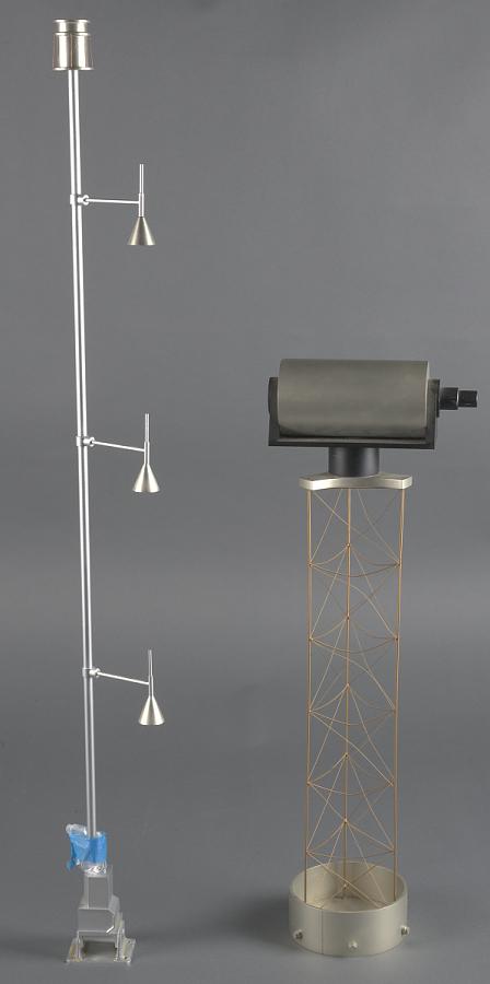 Miscellaneous Parts, Model, Mars Pathfinder Lander