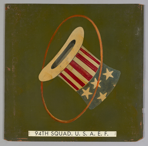 Insignia, 94th Aero Squadron, United States Army Air Corps