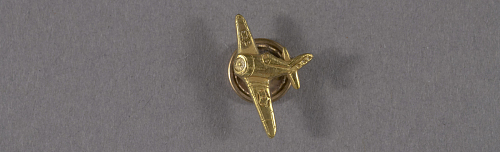 Pin, Lapel, Republic P-36