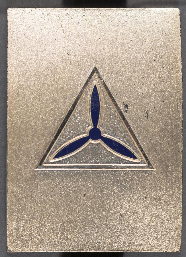 Badge, Administrator Assistant, Civil Air Patrol (CAP)