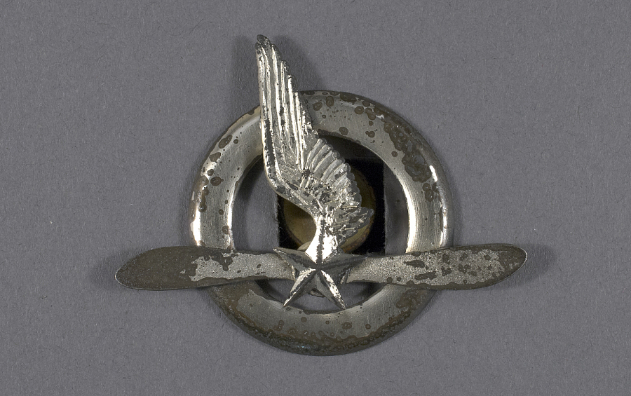 Badge, Bombardier, French Air Force