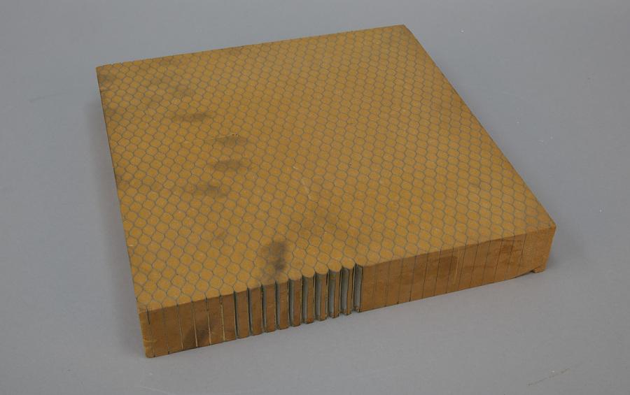 Heat Shield, Sample, Unablated, Apollo