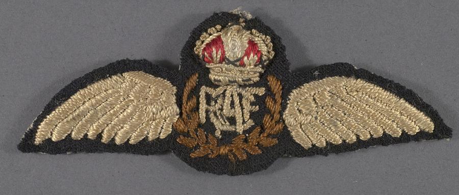 Badge, Pilot, Royal Canadian Air Force