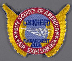 Insignia, Boy Scouts of America Air Explorers