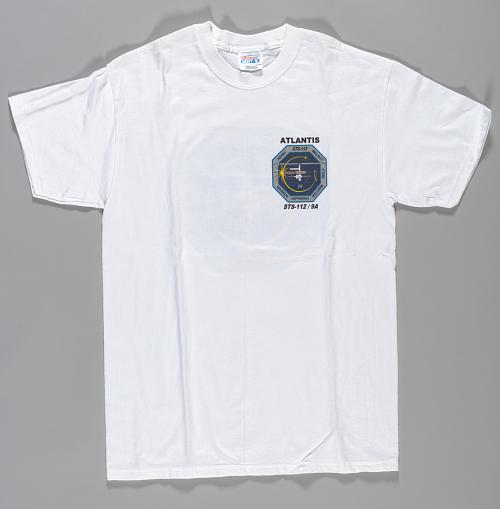 T-Shirt, STS-112, Shuttle, Flown (Melroy)