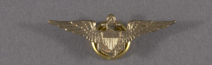 Badge, Naval Aviator, United States Navy