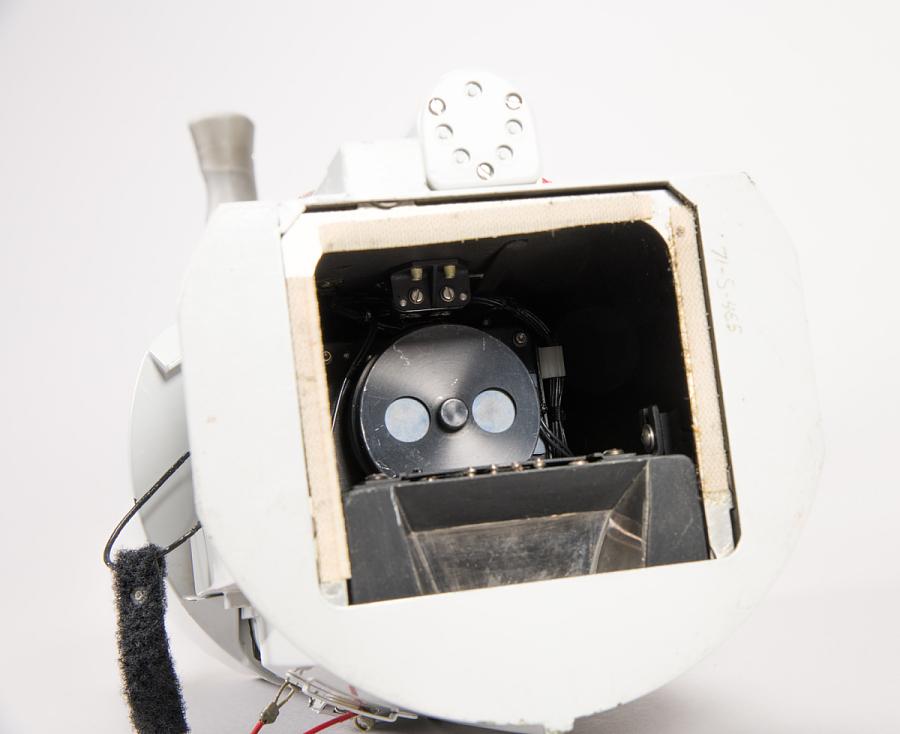 Camera, Stereo 35mm, Lunar Surface, Apollo