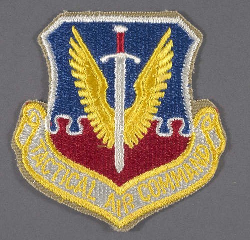 Insignia, Tactical Air Command, United States Air Force