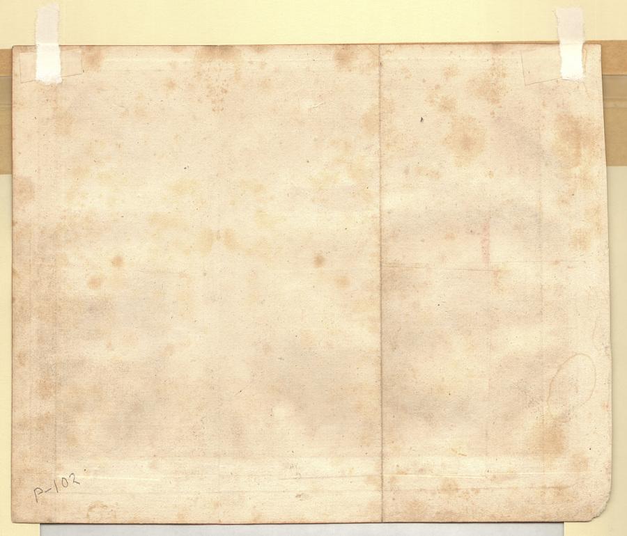 Print, Etching on Paper, Uncolored, DIVERS PROJETS SUR LA DESCENTE EN ANGLETERRE.