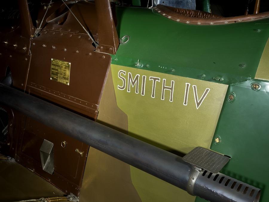 Spad XIII 'Smith IV'