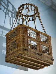 Captain H.C. Gray Balloon Basket