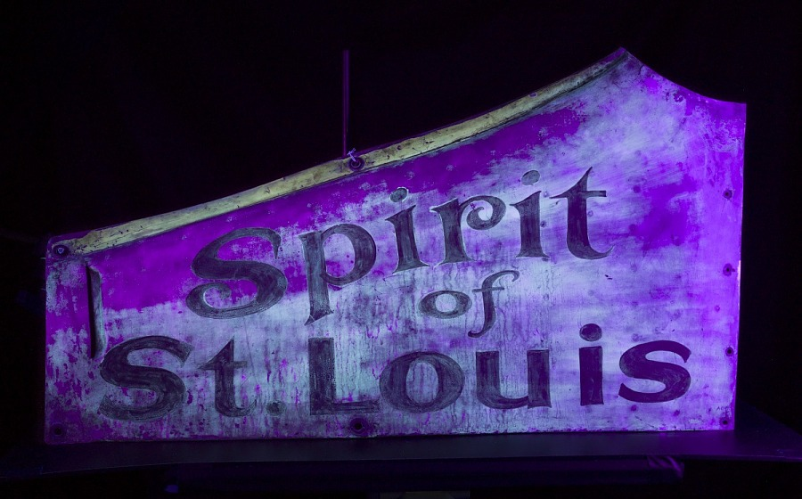 Ryan NYP 'Spirit of St. Louis'
