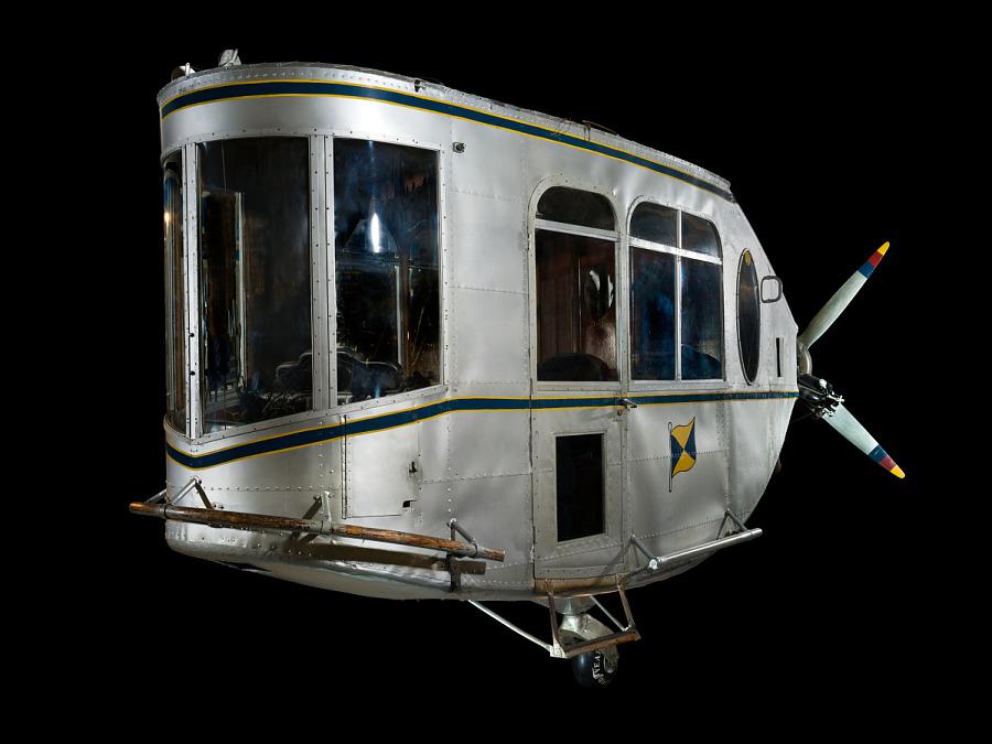 Goodyear 'Pilgrim' Gondola