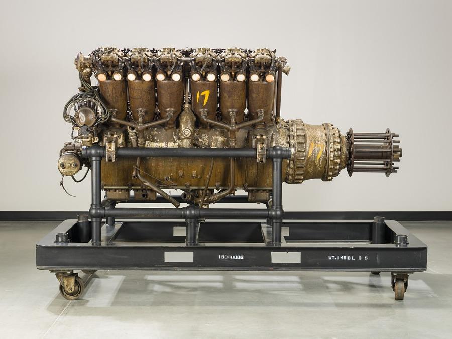 Rolls-Royce Condor IA, V-12 Engine