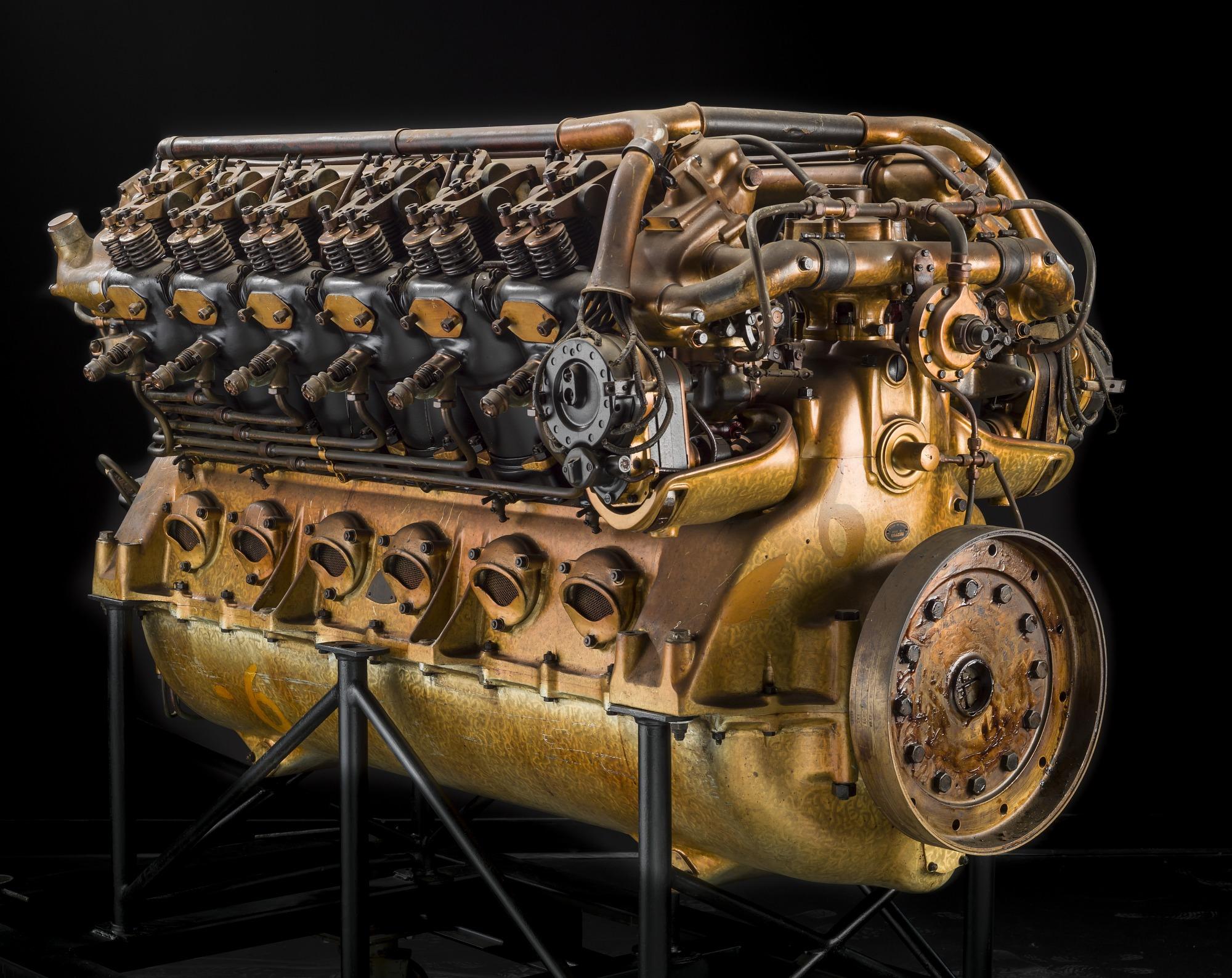 Maybach VL-2, V-12 Engine - Image version 0