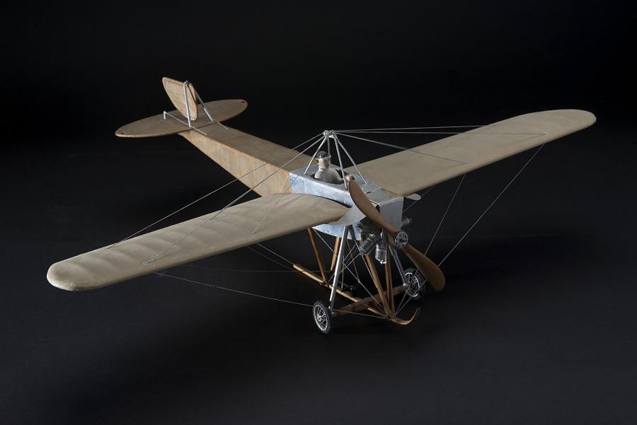 Model, Static, Columbia Monoplane