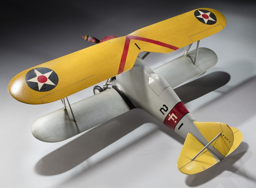 Model, Static, Grumman F3F-1