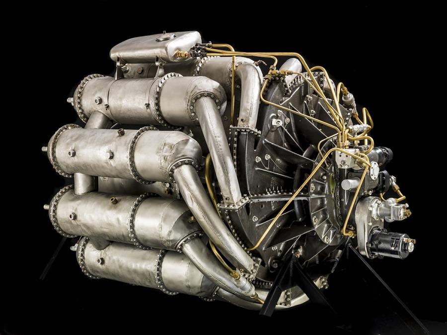 Whittle W.1X Engine