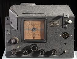 Receiver, Western Wireless, Type 7, Earhart, 1935 Pacific Flight