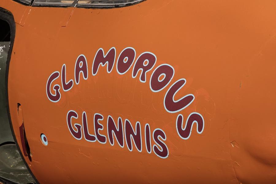 Bell X-1 'Glamorous Glennis'
