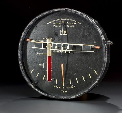 Steering Gauge, Drexler, Zeppelin Staaken