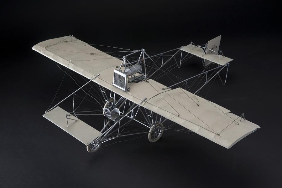 Model, Static, Walden IX, 1911
