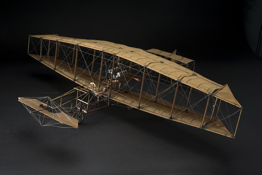Model, Static, Curtiss 'June Bug'