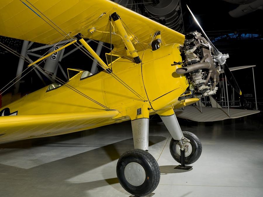 Boeing-Stearman N2S-5 Kaydet
