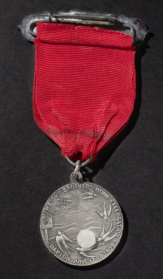 Medal, Wright Brothers Home Celebration