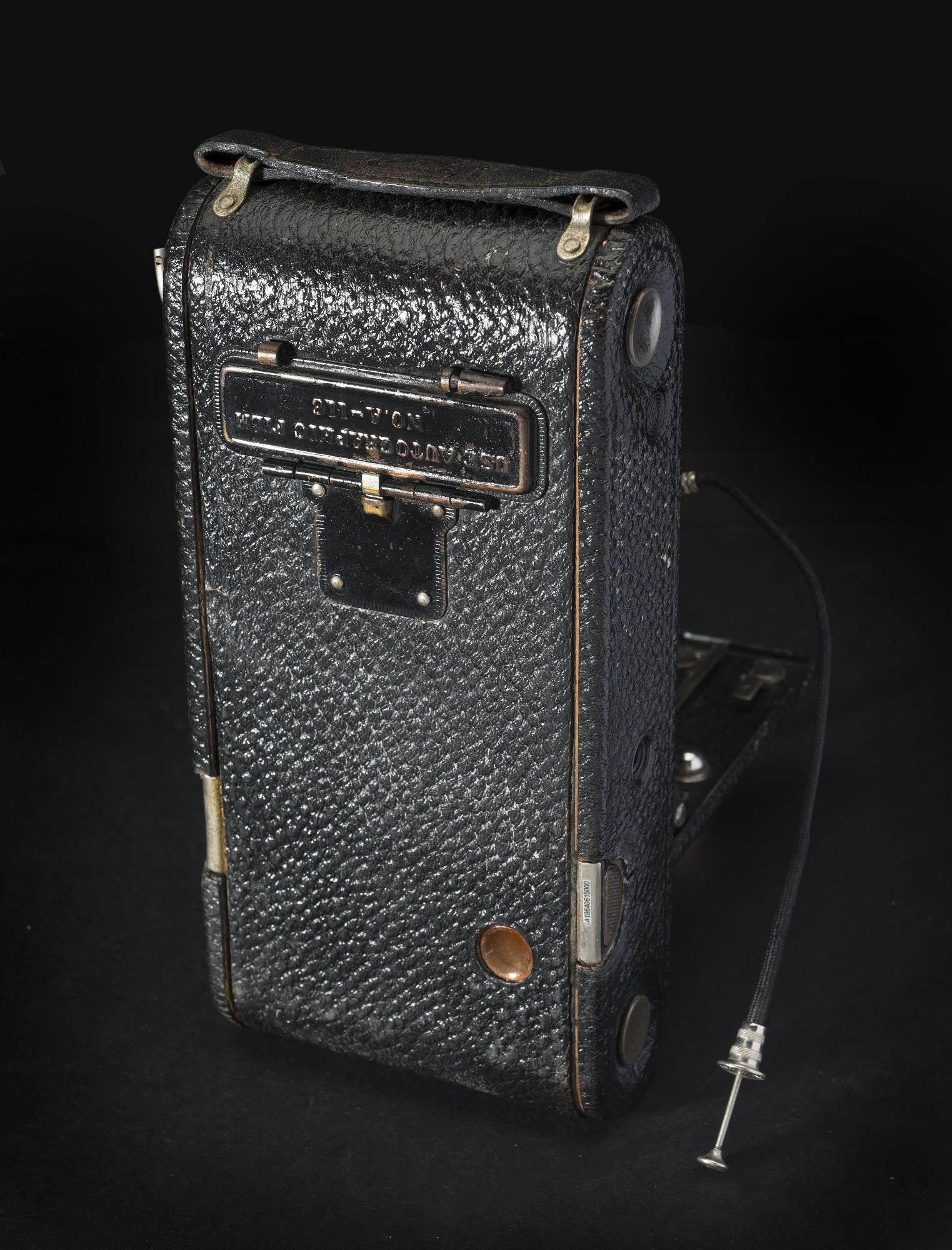 Camera, Kodak, 1A Autographic Junior, Lt  Lowell Smith