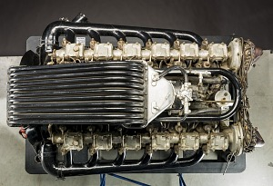 images for Liberty 12 Model A (Packard), Moss Turbosupercharged, V-12 Engine-thumbnail 14