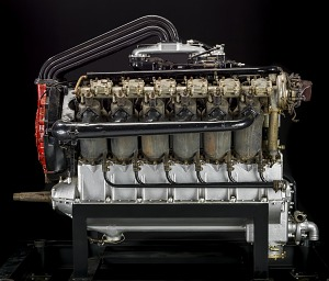images for Liberty 12 Model A (Packard), Moss Turbosupercharged, V-12 Engine-thumbnail 11
