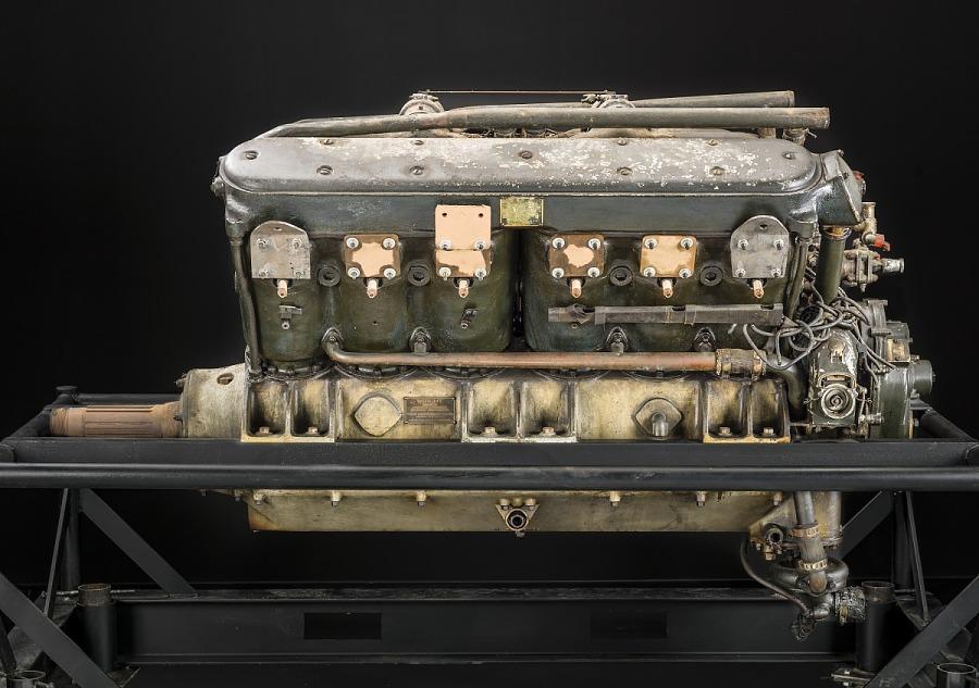 Wright Tornado T-3, V-12 Engine