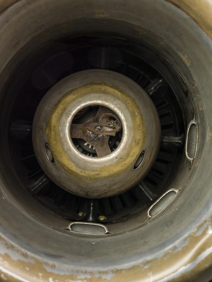 BMW 003 Turbojet Engine