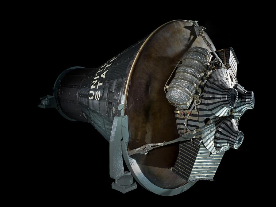 Mercury Capsule 15B, Freedom 7 II