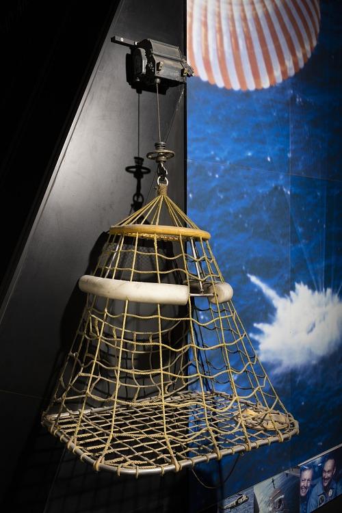 Rescue Net, Apollo 8