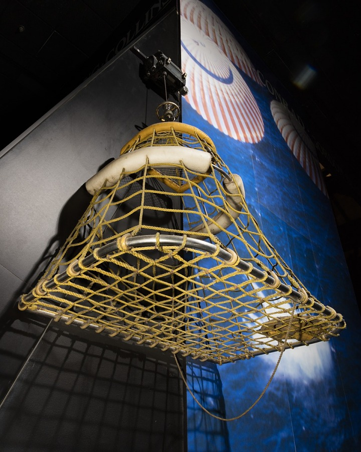 Rescue Net, Apollo 8