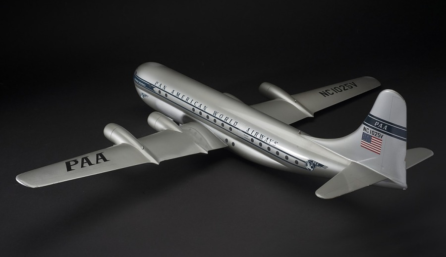 Model, Static, Boeing 377 Stratocruiser, Pan American World Airways