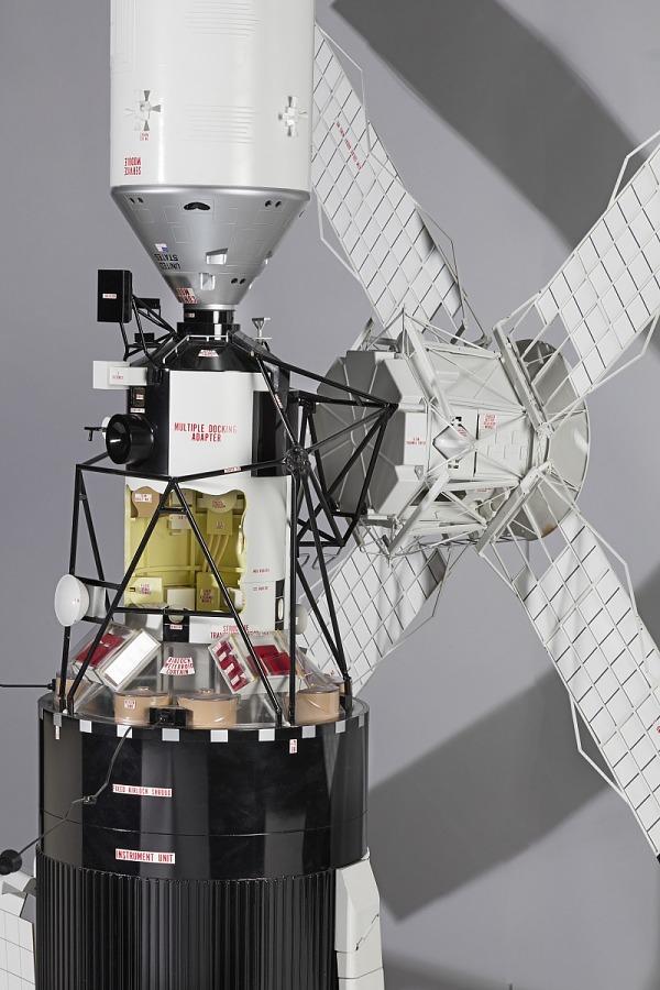 Model, Skylab, 1:20