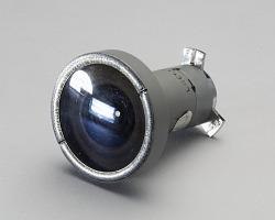 Extra Wide Angle Lens, Camera, Television, Apollo 7