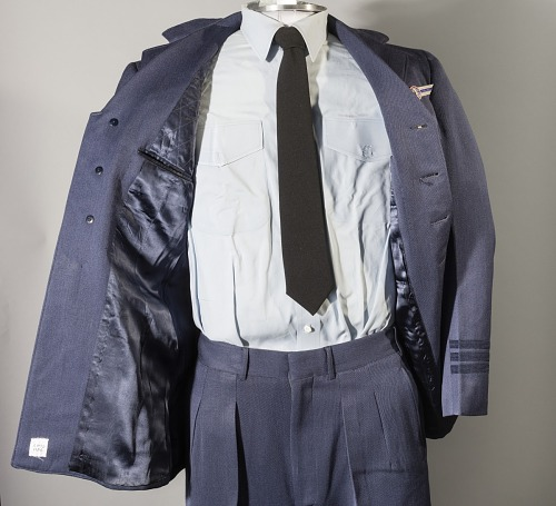 Shirt, Pilot, Mohawk Airlines