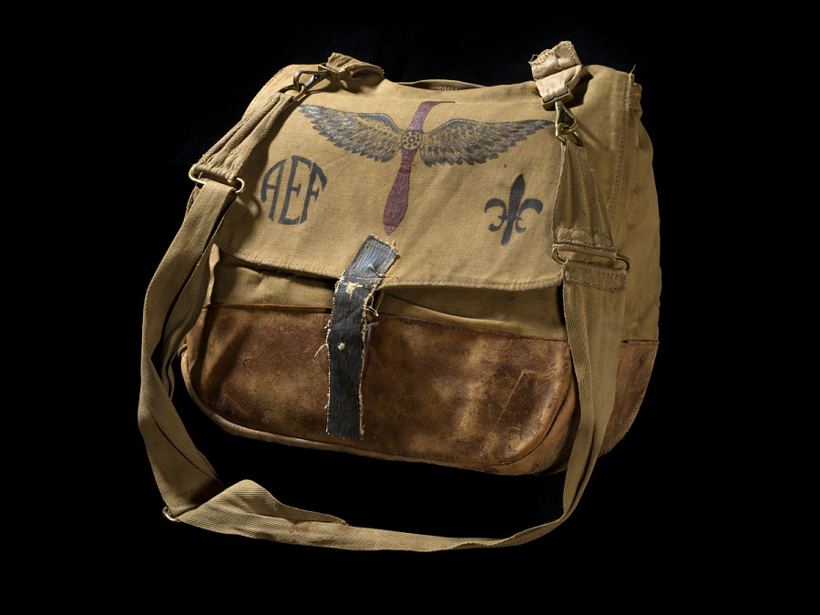 Bag, Musette, United States Army Air Service
