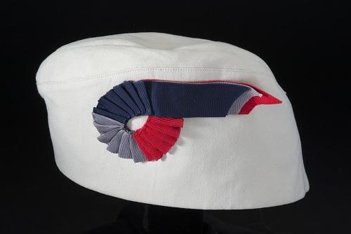 Hat, Stewardess, Transcontinental and Western Air