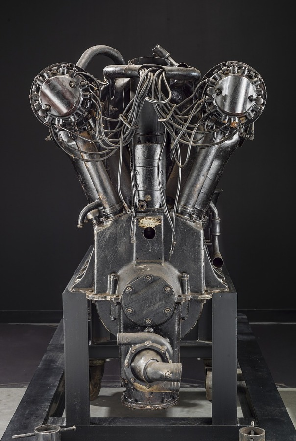Liberty 12 Model A, V-12 Engine