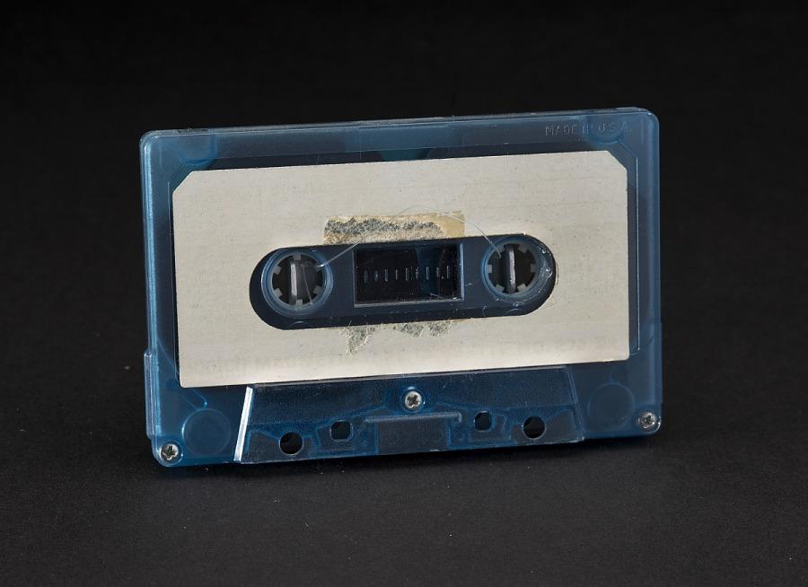Audio Cassette, Apollo 12