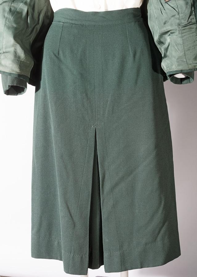 Skirt, Flight Attendant, Colonial Airlines