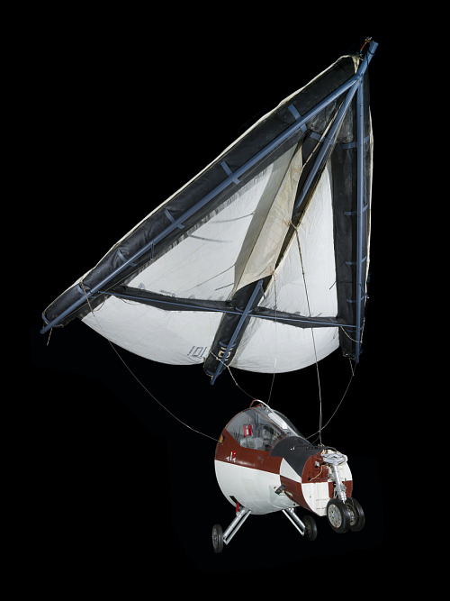 Paraglider Capsule, Gemini TTV-1
