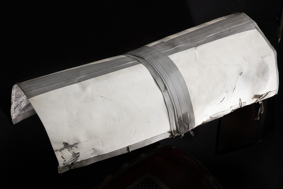 Maps, Fender Extension, Lunar Roving Vehicle, Apollo 17