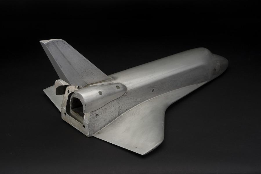 Model, Space Shuttle, Final Orbiter Concept
