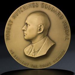 Memorial Award, Robert H. Goddard